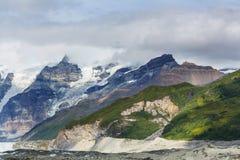Wrangell-StElias NP στοκ εικόνα