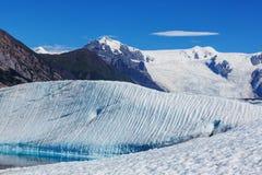 Wrangell-StElias NP Foto de Stock Royalty Free