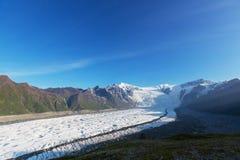 Wrangell-StElias NP Stock Foto
