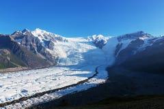 Wrangell-StElias NP arkivbilder
