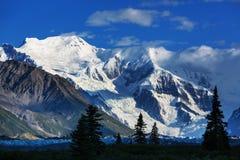 Wrangell-StElias NP Стоковое Фото