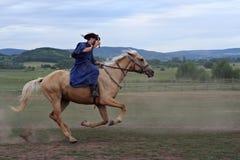 Wrangler Royalty Free Stock Photo
