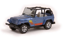 Wrangler de jeep Image stock