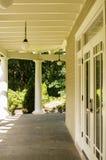 Wrap around porch stock images