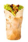 Wrap sandwiche Stock Photo