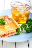 Wrap sanwich Royalty Free Stock Photos