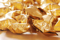 Wrapped candy Royalty Free Stock Image