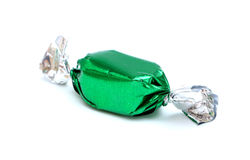 Wrapped Caramels Royalty Free Stock Images
