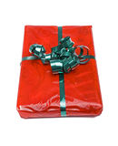Wrapped gift Stock Photos