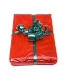 Wrapped gift Stock Photos