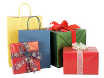 Free Wrapped Gifts Royalty Free Stock Images - 313599