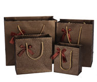Wrapped Gifts Royalty Free Stock Photography