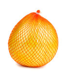 Wrapped ripe pomelo Stock Photography