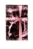 Wrapped romantic gift Stock Image