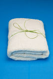 Wrapped towel Royalty Free Stock Photos
