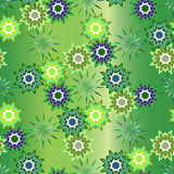 Wrapper background, seamless vector pattern Stock Photography