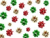 Wrapping Bows Royalty Free Stock Photo