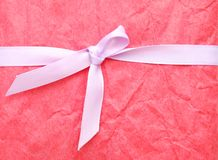 Wrapping gift background Stock Images