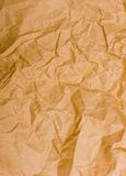 Wrapping-paper. Crumpled paper as a background Royalty Free Stock Photo