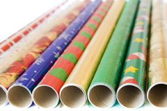 Wrapping paper Royalty Free Stock Photos