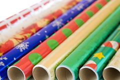Wrapping paper Royalty Free Stock Image