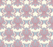 Wrapping paper pattern Stock Photography