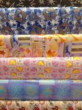 Wrapping papers Stock Photography