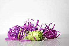 Wrapping ribbon Royalty Free Stock Images