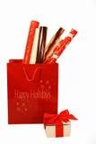 wrappings праздника Стоковые Изображения