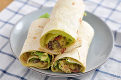 Wraps Stock Images