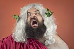 Wrath of God Stock Image