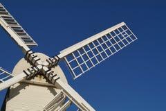 Wrawby väderkvarn Arkivbilder