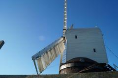 Wrawby väderkvarn Royaltyfri Fotografi