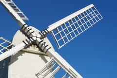 Wrawby väderkvarn Fotografering för Bildbyråer