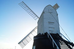 Wrawby-Windmühle Stockfotografie