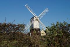 Wrawby-Windmühle Lizenzfreies Stockbild