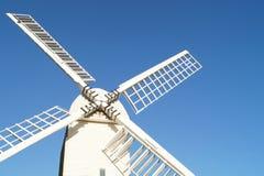 Wrawby-Windmühle Lizenzfreie Stockbilder
