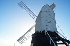 Wrawby Windmill Stock Photography