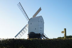 Wrawby Windmill Stock Images