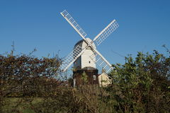 Wrawby Windmill royalty free stock image