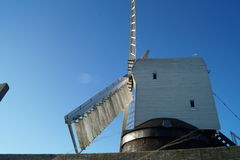 Wrawby Windmill royalty free stock photography