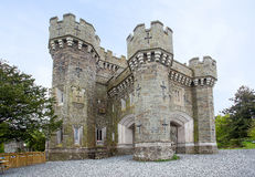 Wray Castle Lake District Royalty Free Stock Photography