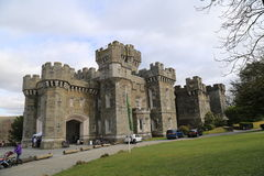 Wray Castle, Windermere, Lake District Stock Photography