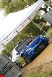 WRC 2008 - Sammlung Italien - Sardegna lizenzfreie stockfotografie