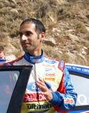 WRC 2009 - Reunião D'Italia Sardegna Fotos de Stock Royalty Free