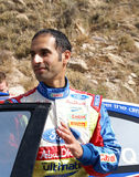 WRC 2009 - Sammlung D'Italia Sardegna lizenzfreie stockfotos