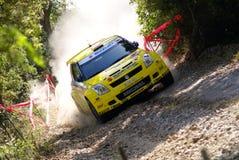 WRC 2009 - Sammlung D'Italia Sardegna stockfoto