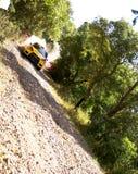 WRC 2009 - Verzameling D'Italia Sardegna Stock Foto