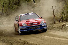 WRC CORONA RALLY MEXICO 2005 Stock Photo