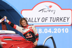 WRC RALLY OF TURKEY Stock Images